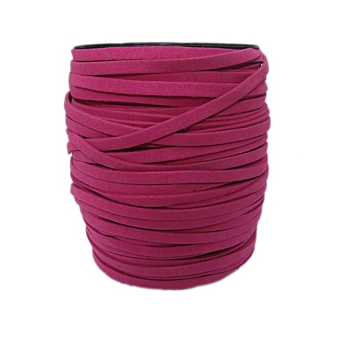 Camurça 5mm pink (10 metros)- CG004