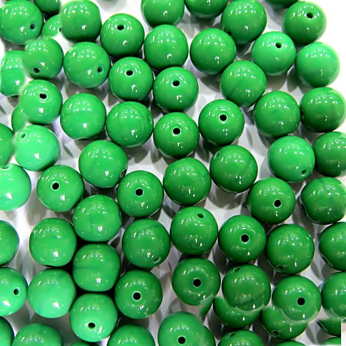 Porcelana tcheca Nº 08 verde (Atacado e Varejo)- POR005