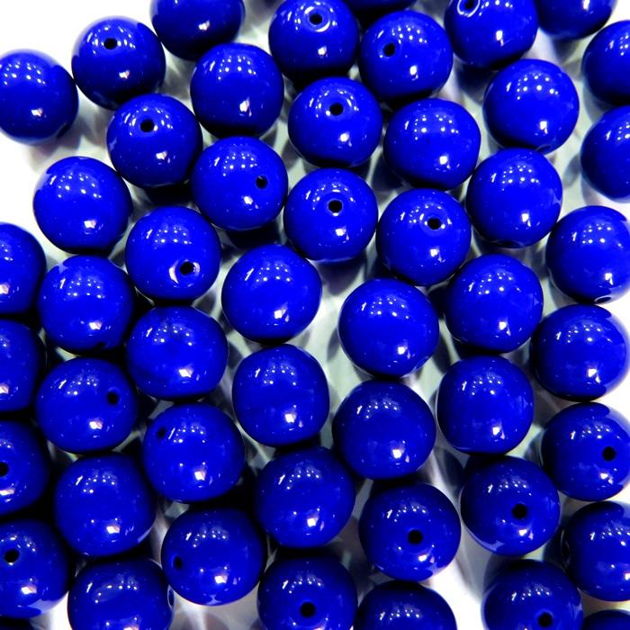 Porcelana tcheca Nº 08 azul bic (Atacado e Varejo)- POR006