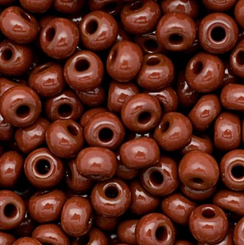 Miçanguinha jablonex marrom leitosa 9/0 (Atacado e Varejo)- MIP053