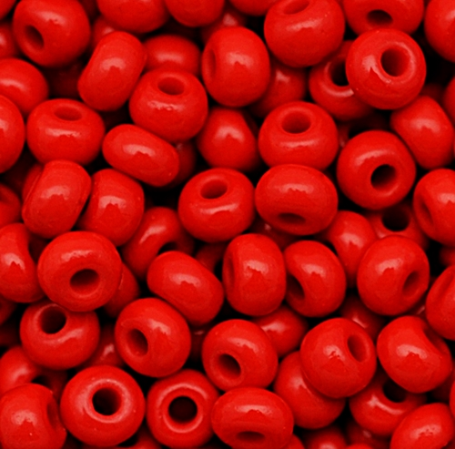 Miçanguinha jablonex vermelha-9/0 (Atacado e Varejo)- MIP056