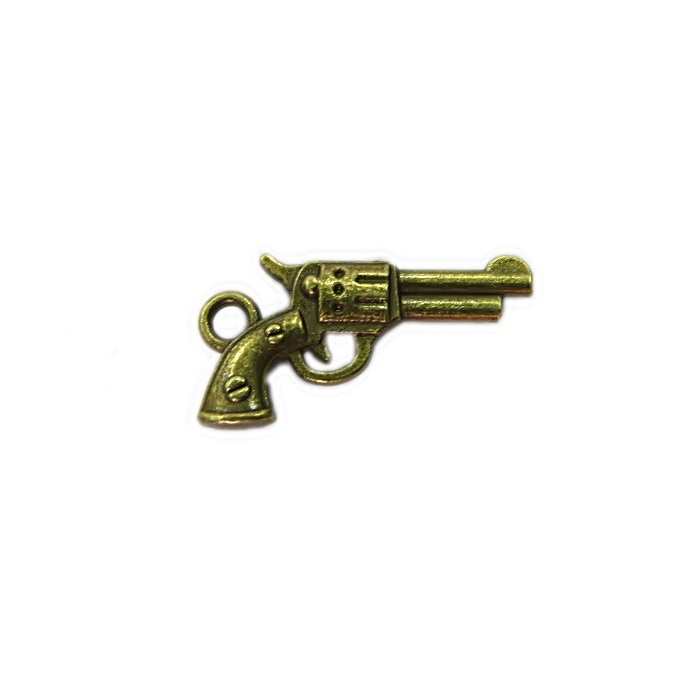 Pingente ouro velho - PTO078