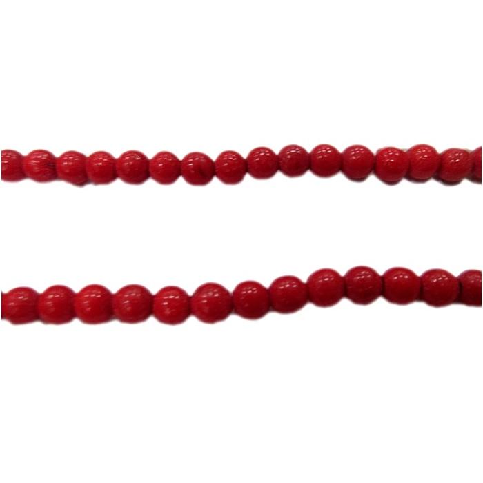Howlita vermelha Nº 06- PDN110