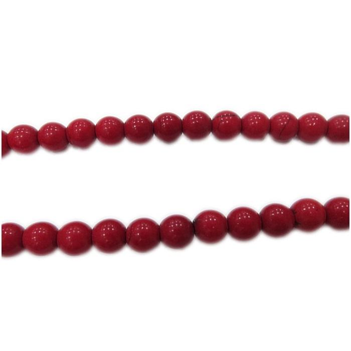 Howlita Vermelha Nº 08- PDN111