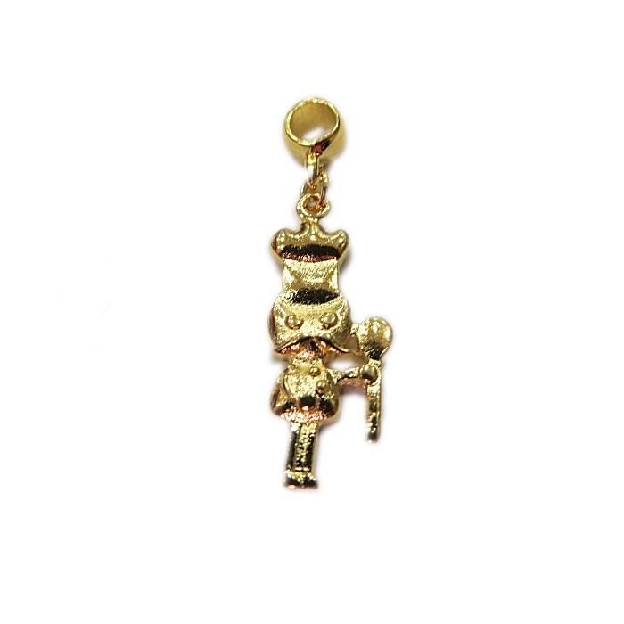 berloque pingente dourado masterchef- BED073