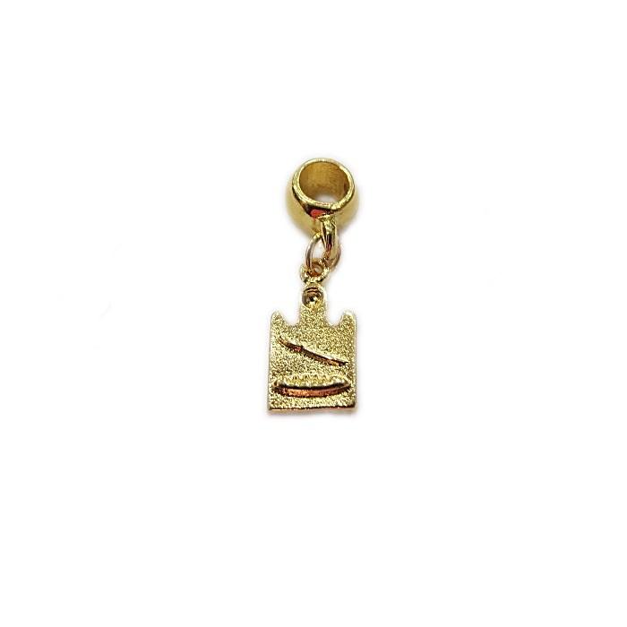 berloque pingente dourado tabua de cozinha masterchefe- BED077
