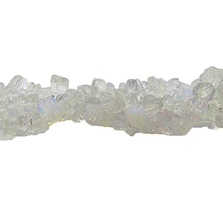 Cascalho natural pedra da lua- CAS014