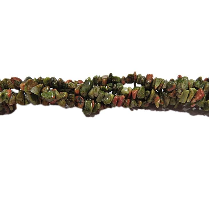 Cascalho natural uraquita fina- CAS039