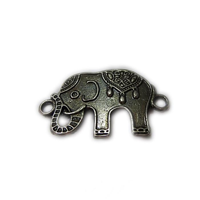 Entremeio elefante grafite- EN068