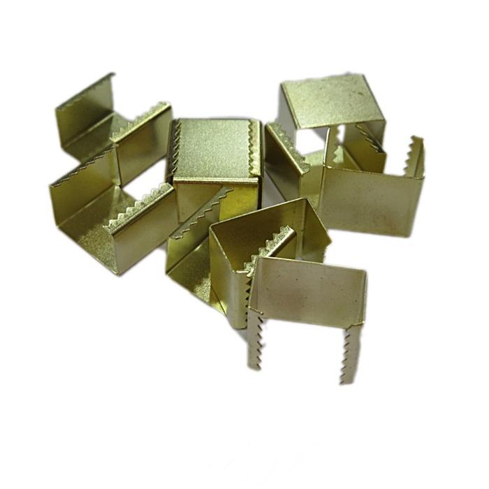 Terminal de chinelo dourado  (10 unid.)- TAD003