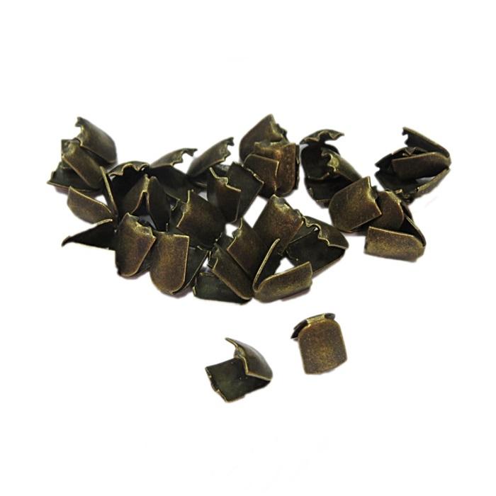 Ponteira de amassar ouro velho P (Atacado/Varejo)- PAO001
