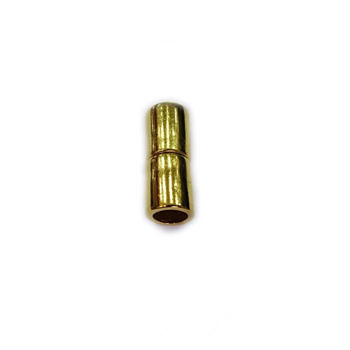 Fecho de Ima Dourado tubo I (01 unid.)- FID015