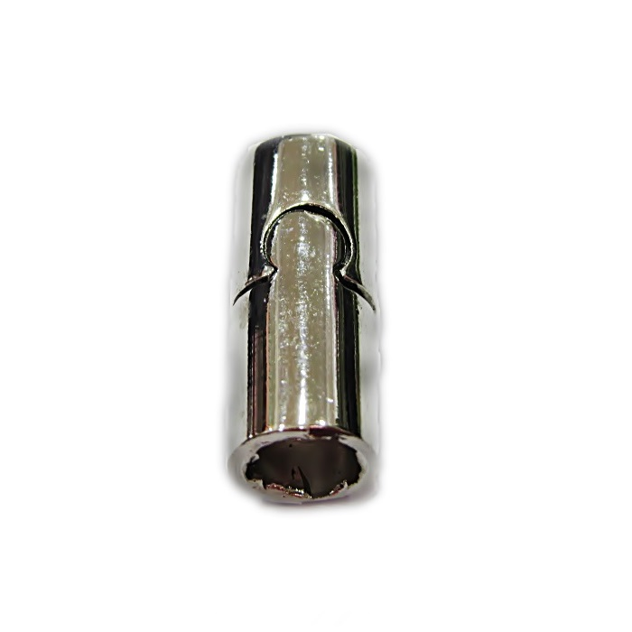 Fecho ima níquel tubo I (01 unid)- FIN016