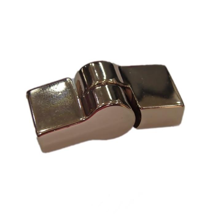Fecho cobre apito (01 unid.)- FAC001