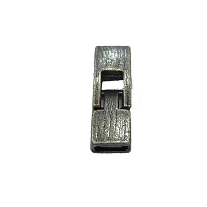 Fecho de encaixe níquel envelhecido G (01 unid.)- FEEN001