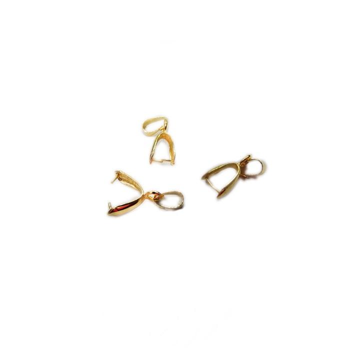 Jacare dourado P (06unid.)- JCD001