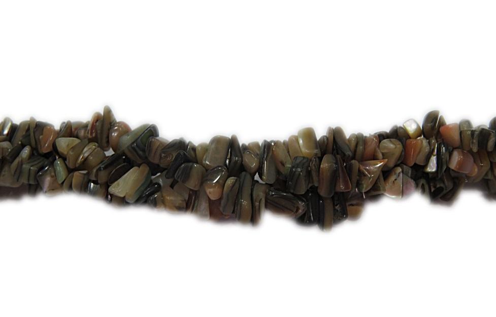 Cascalho natural avalone- CAS057