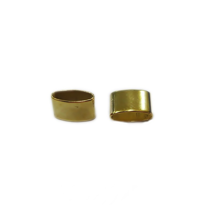 Entremeio dourado achatado (Atacado e Varejo)- ETD014