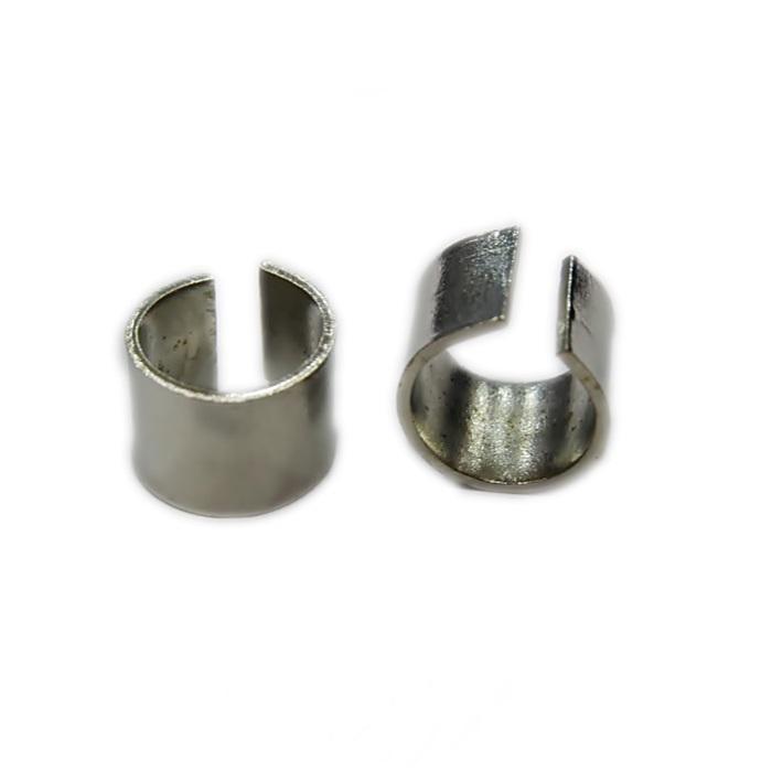 Entremeio níquel aberto (30 unid.)- ETN023