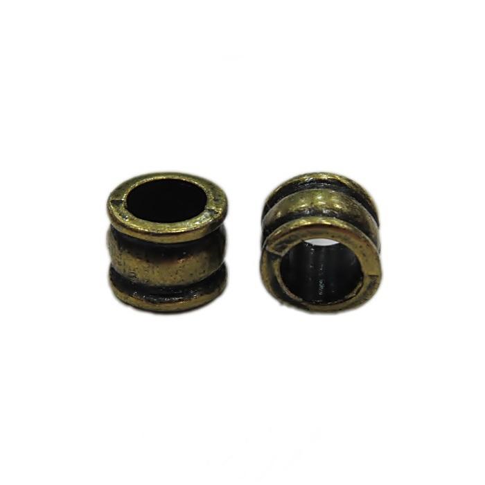 Entremeio ouro velho tubo  (10 unid.)- ETO011