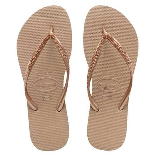 CHINELO HAVAIANAS SLIM ROSE GOLD (PAR) - HS004
