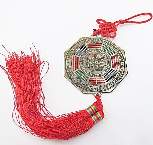 Enfeite chines Baguá - ECB001