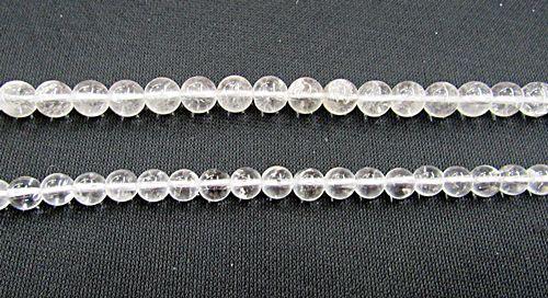 Fio De Pedra Natural Cristal - PDN281