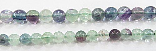 Fio De Pedra Natural Fluorita N°06,08e10 - PDN264