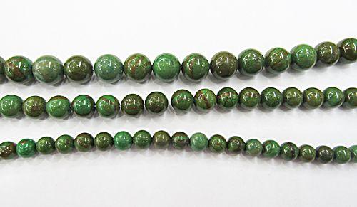 Fio De Pedra Natural Jade Jadeita - PDN284