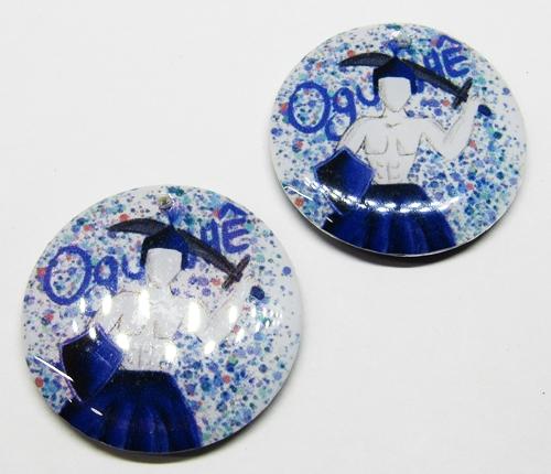 Medalha Acrilica Resinada Orixa - PFO153