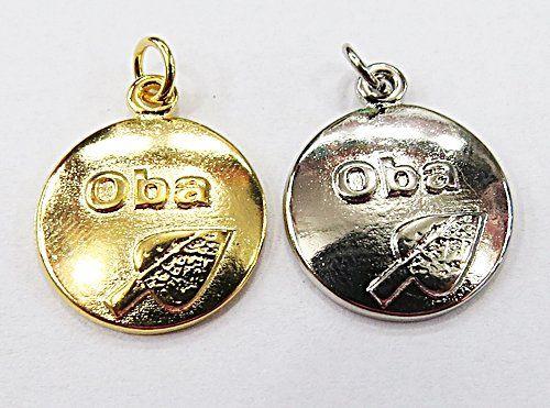 Medalha De Orixa (Obá) - MDO050