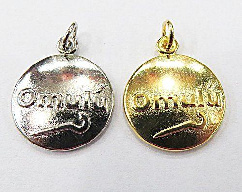 Medalha De Orixa (Omulú) - MDO053