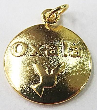 MEDALHA DE ORIXA(OXALÁ)-MDO011