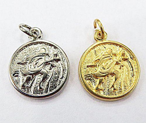 Medalha De Orixa P (Exu) - MDO063