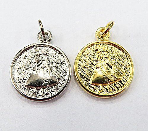 Medalha De Orixa P (Oxum) - MDO058