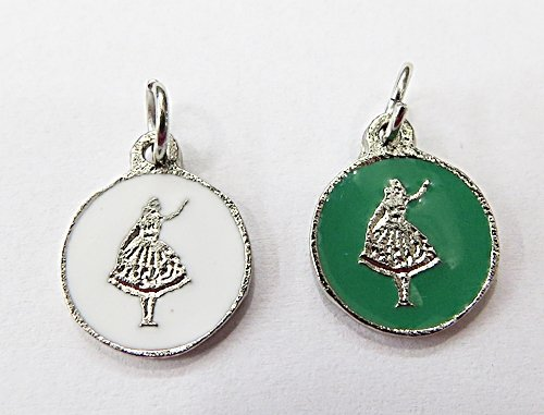 Medalha Resinada Niquel Irokô - MDO044