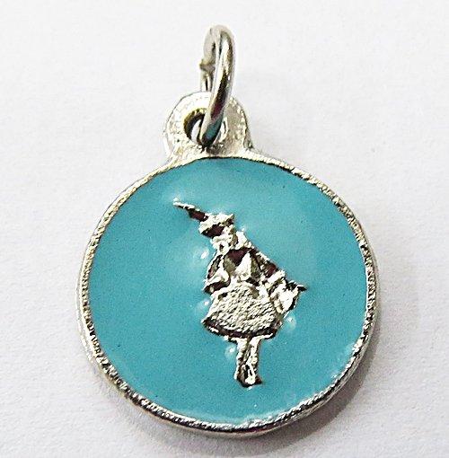 Medalha Resinada Niquel Logum Edé - MDO018
