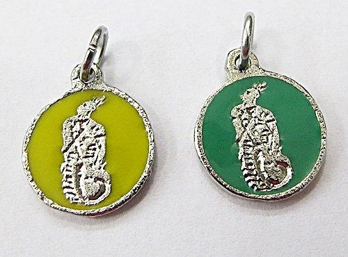 Medalha Resinada Niquel Oxumaré - MDO032