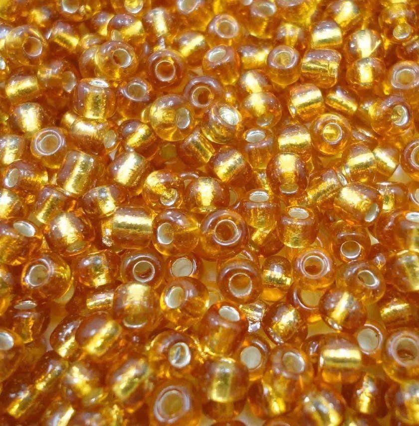 Miçanguinha jablonex Dourada -9/0 (Atacado e Varejo)- MIP070