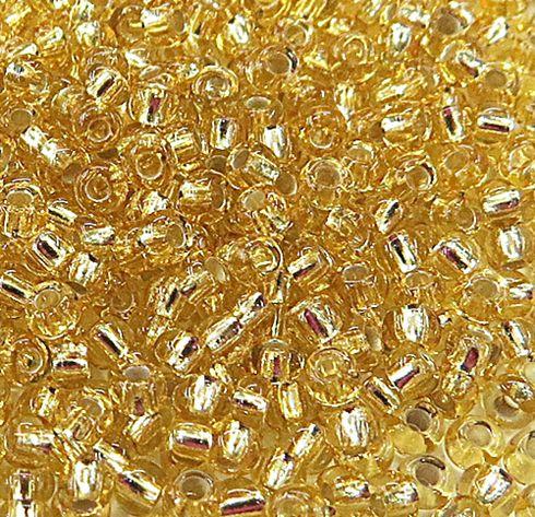 Miçanguinha Jablonex Dourada Clara 9/0 (Atacado e Varejo) - MIÇ085