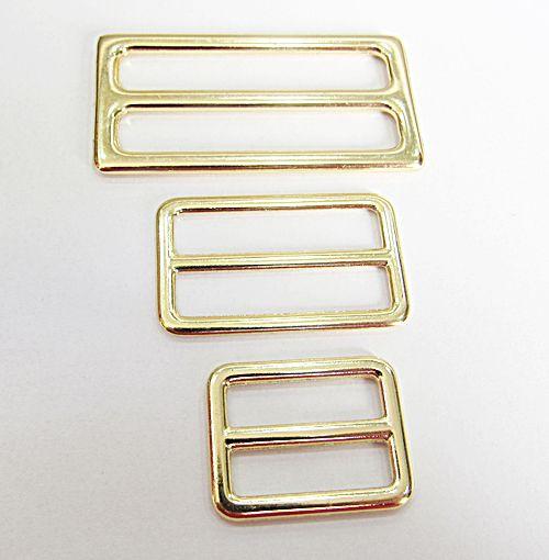Passadores De Metal Dourado II Para Bolsas - APB004
