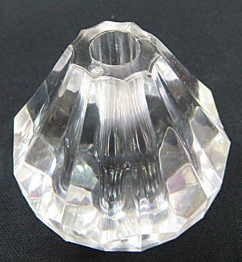 Passante Acrilico Transp. Diamente GG - PAC024