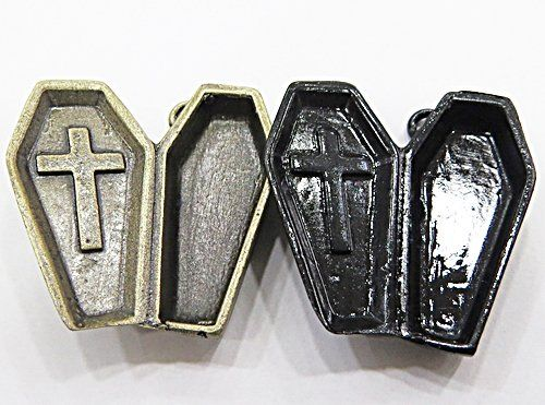 Pingente caixão - PGT003