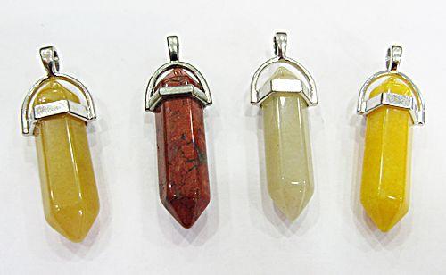 Pingentes Pendulo De Pedra Natural - PPN016