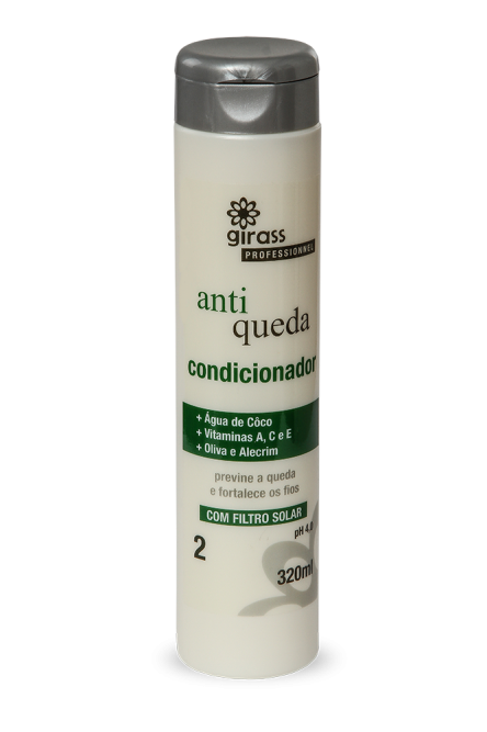 Condicionador Anti Queda Girass 320ml