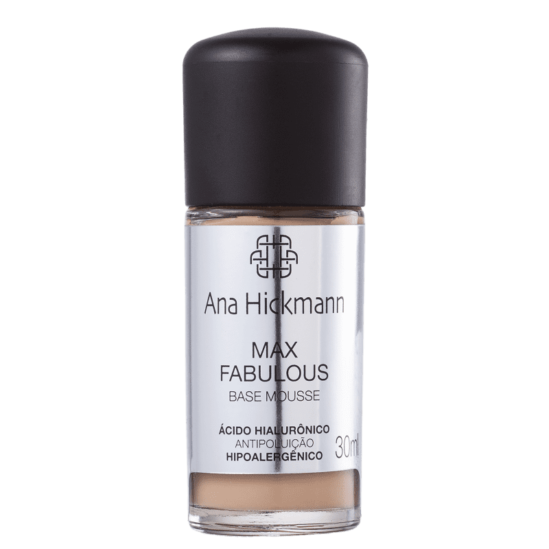 Ana Hickmann Base Mousse 30ml Max Fabulous 05