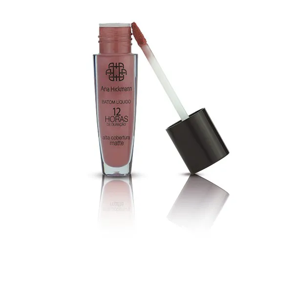 Ana Hickmann Batom Liquido 12Hs All Blush 5ml