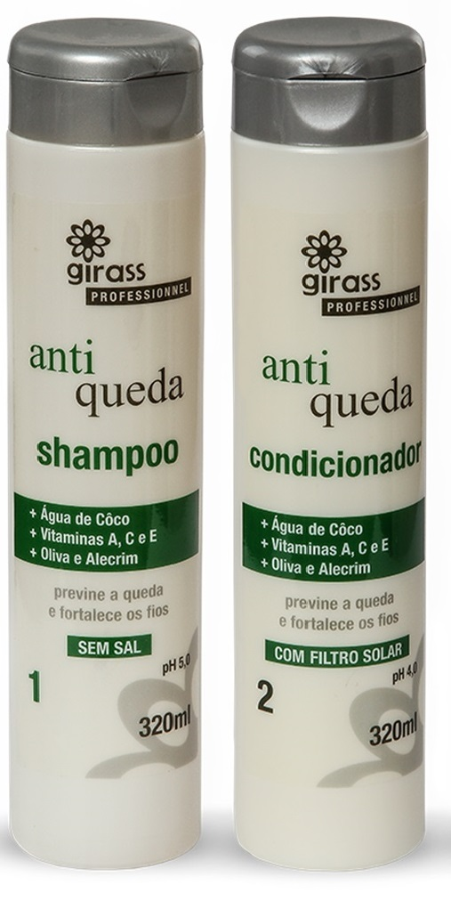 Combo Anti Queda shampoo+condicionador