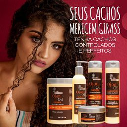 KIT GIRASS OJON OIL - 4 PASSOS