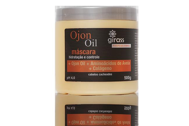 Mascara Ojon Oil Cachos Girass 500g